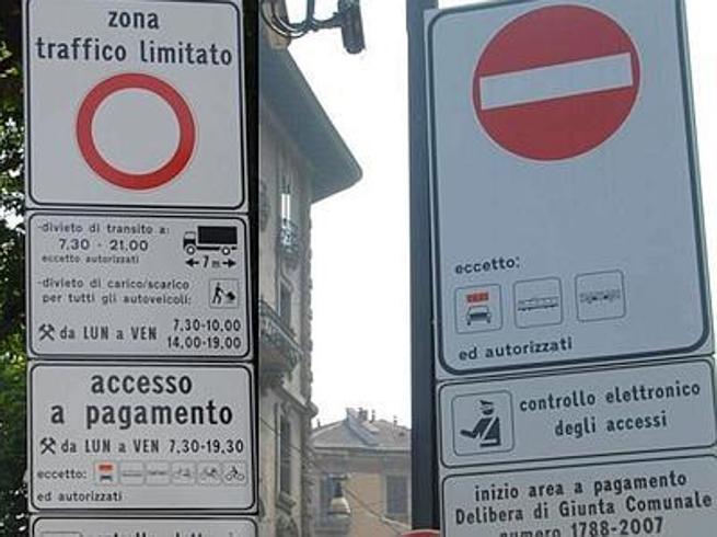 La nuova ztl anti-smogcosta 10 milioni di euroVia 548 tonnellatedi polveri e gas nocivi