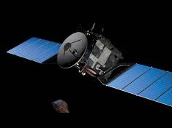 La sonda spaziale