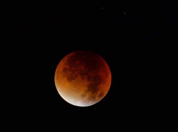 Eclissi Di Luna I Trucchi Per Scattare La Foto Perfetta