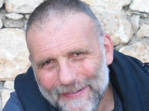 Padre Paolo Dall'Oglio, nato nel 1954, scomparso in Siria il 29 luglio 2013 (Ansa)
