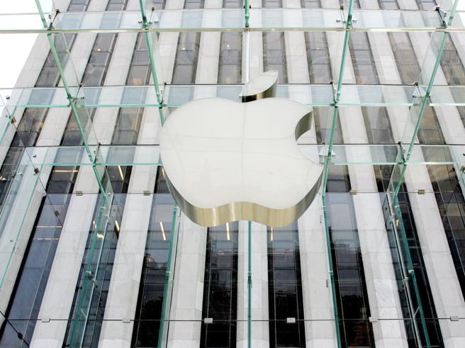 Apple verso quota «mille miliardi» di capitalizzazione a Wall Street