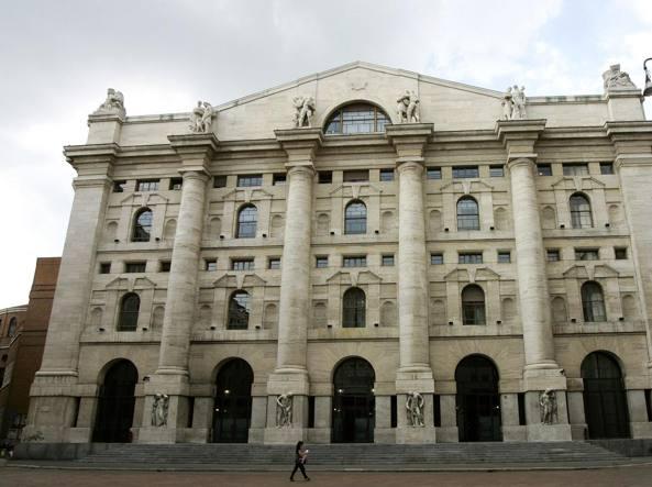 606f6f24ef Borsa in calo in Europa, sale lo spread - Corriere.it