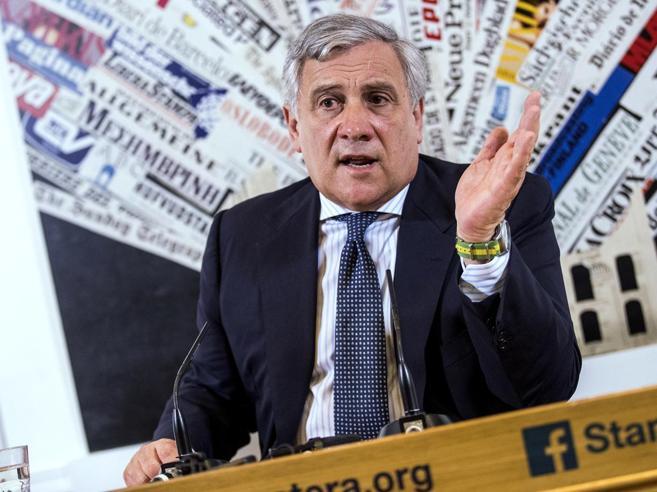 Presidenza Rai, Tajani: «Non voteremo Foa, delusi dal metodo»