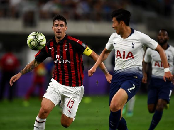 Tottenham-Milan 1-0  i rossoneri sciupano gli inglesi li puniscono ... 216d0091190