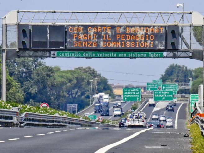 Autostrada: attenti al «superTutor», è infallibile  (e vede anche se hai pagato il bollo). La mappa dei nuovi tutor