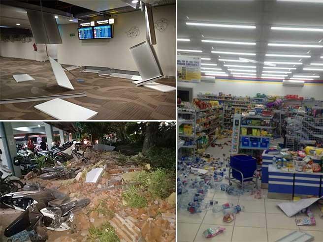 Terremoto in Indonesia, scossa di magnitudo 7: almeno 140 mortiItaliani bloccati sulle isole Gili