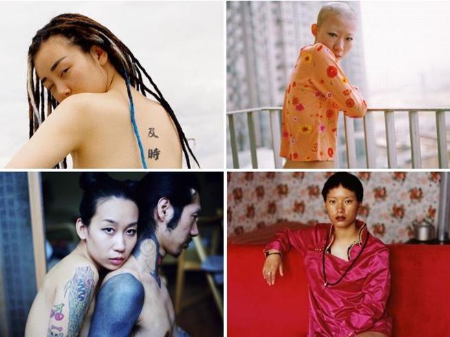 Rasate, tatuate, in intimo: le donne che sfidano la Cina