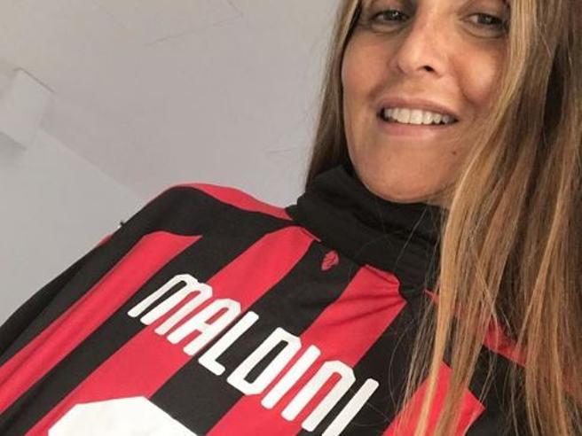 Maldini al Milan, la moglie Adriana su Instagram: «Ora arriva il bello»