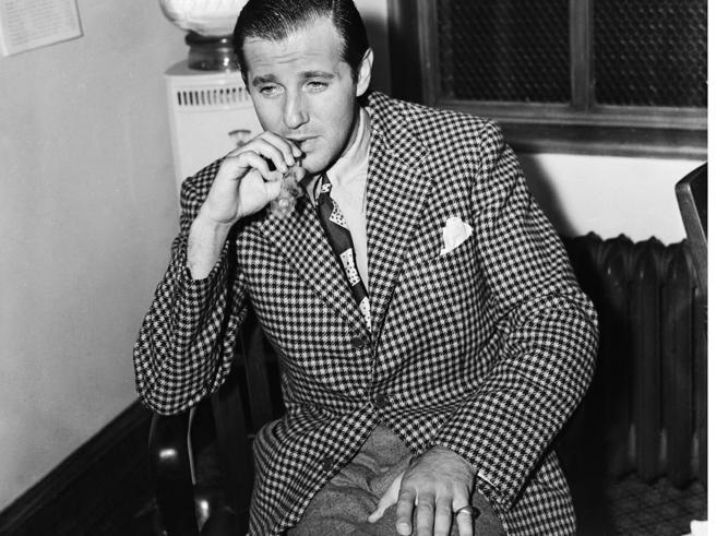 L'agguato a Bugsy Siegel Gangster che giocava con i divi