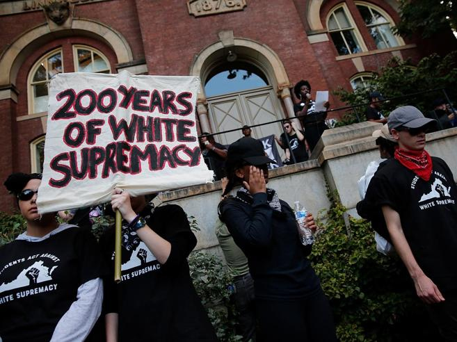 Oggi il corteo neonazista che spaventa Washington