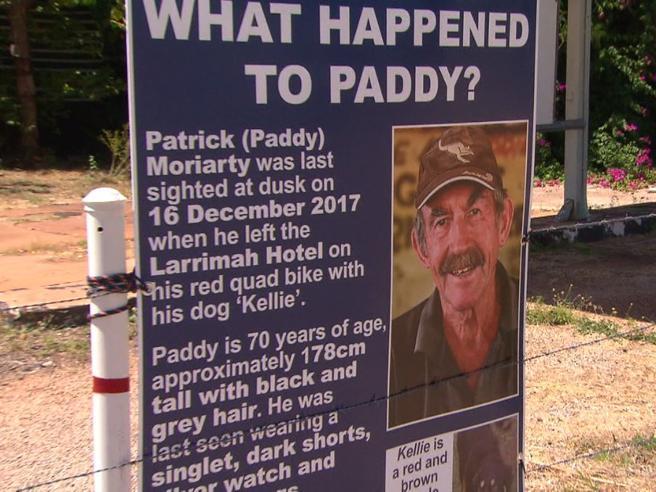 L?uomo scomparso nel paese australiano con 11 abitanti (tutti indagati)