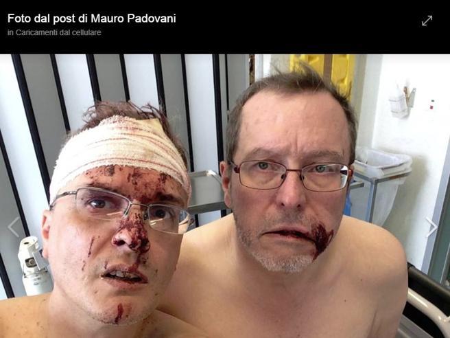 Belgio, fumettista italiano e marito picchiati: «Ci hanno aggrediti e ...
