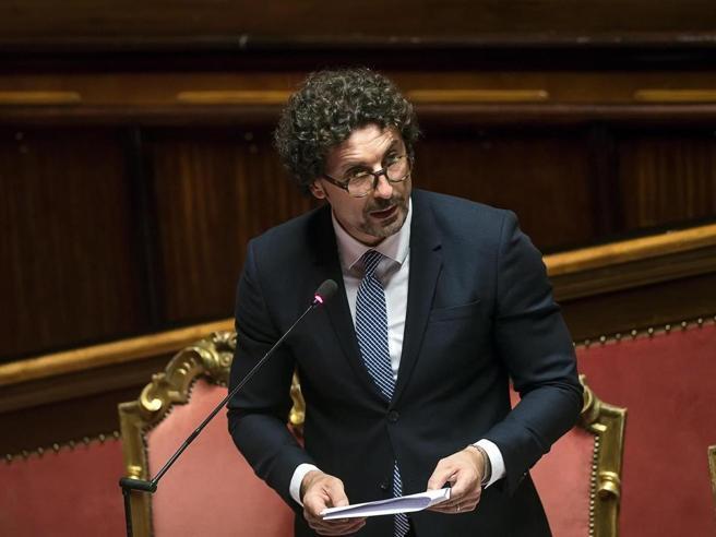 Tav, l'ultimo atto del governo Gentiloni. Toninelli: «Scelta ostile ma ininfluente»