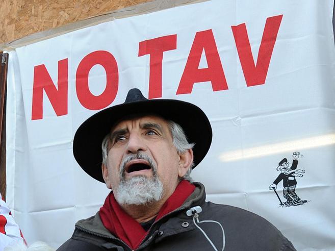 Il leader dei No Tav Perino: «I 5 stelle non hanno fatto abbastanza»