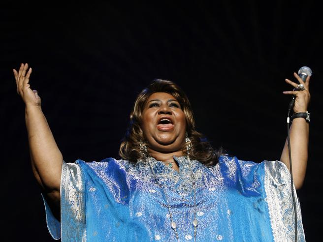 Aretha Franklin gravemente malata, ansia per la regina del soul