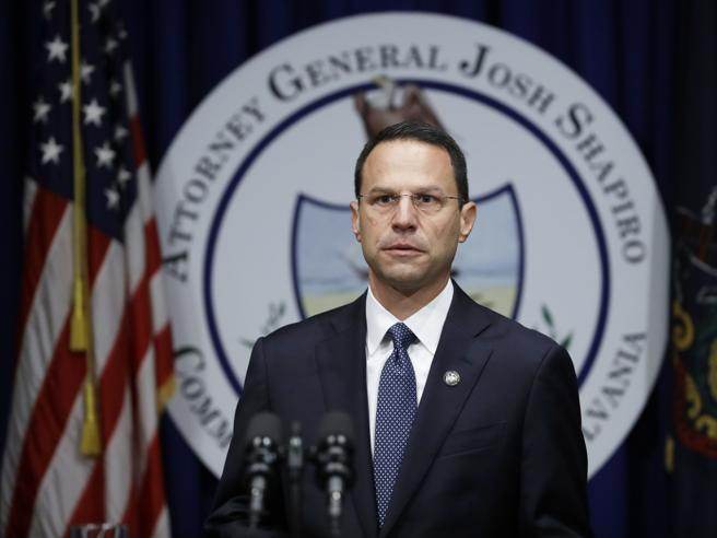 Pennsylvania, maxi scandalo abusi sessuali: «300 sacerdoti coinvolti»