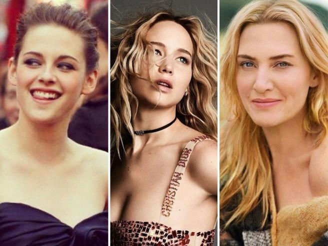 Da Jennifer Lawrence a Kate Winslet: le star «allergiche» ai social