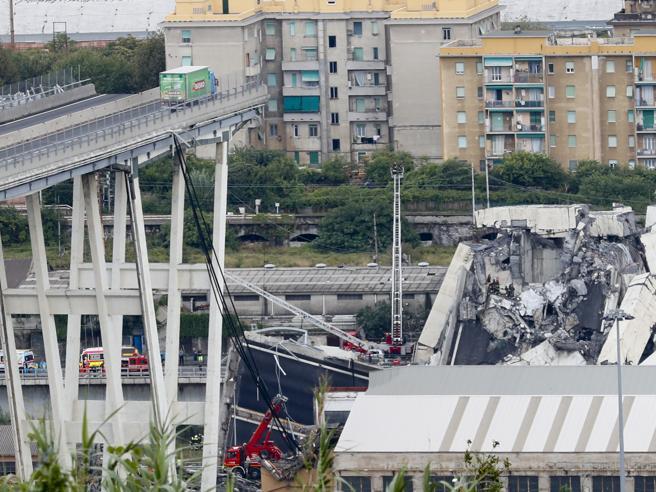 «Il crollo del Ponte? Una favoletta»
