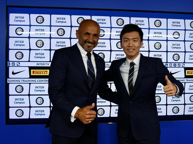 Inter, Spalletti rinnova fino al 2021: guadagnerà 4,5 milioni a stagione