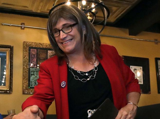 Usa, la prima volta alle elezionidi una candidata transgender