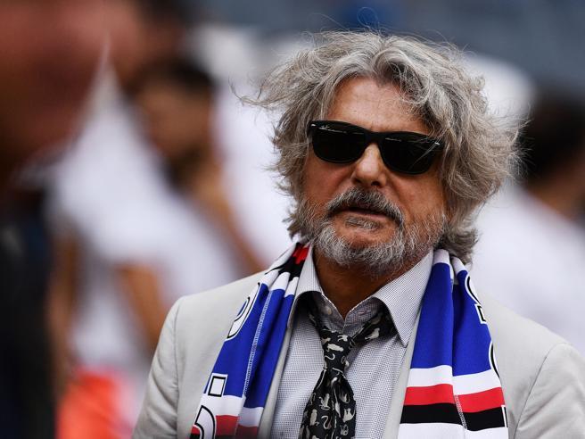 Sampdoria-Fiorentina, Ferrero chiede il rinvio della partita di domenica per la tragedia di Genova
