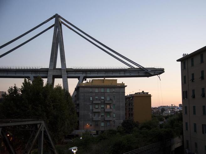 Genova, obiettivo nuovo viadotto entro il 2019 «Lo pagherà Autostrade»