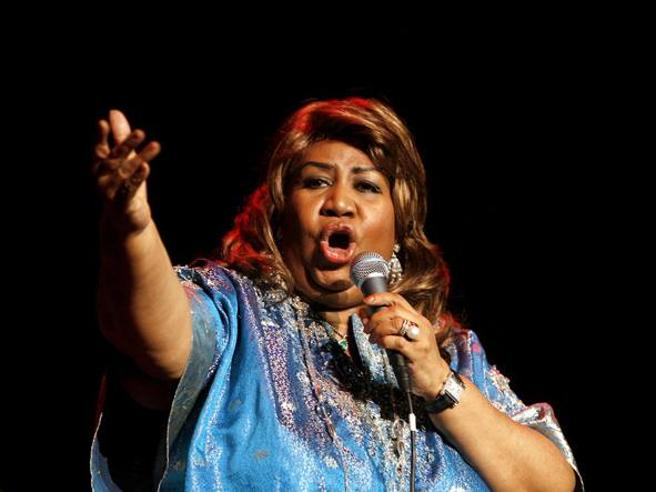 È morta Aretha Franklin, se ne va la Regina del Soul  Video
