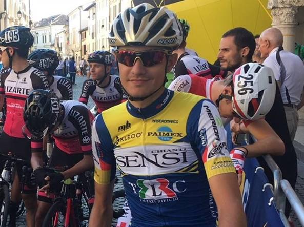 ab870aef2f6c Ciclismo: incidente alla Firenze Mare, grave il 19enne Michael ...