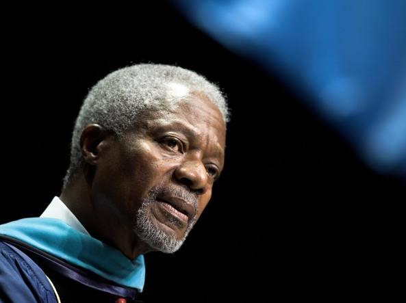 Kofi Annan e la capacità di riconoscere i propri errori