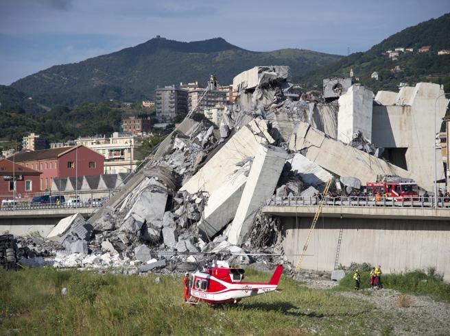 Ponte Morandi a Genova |  recuperate altre tre vittime |  il bilancio sale a 42 - Chi sono