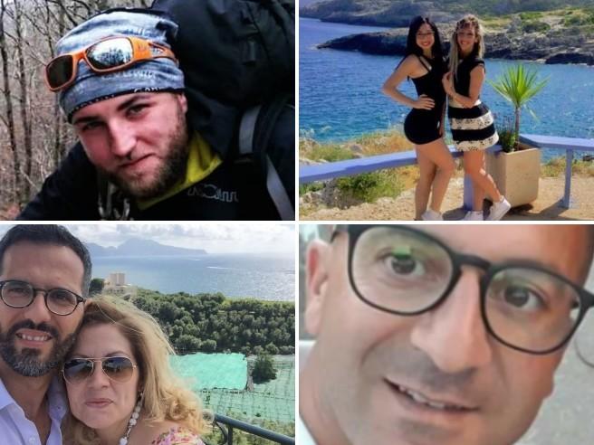 Antonio, soccorritore a Rigopiano,  le amiche  Miryam e Claudia:    chi sono le  vittime Salvata la piccola Chiara|video