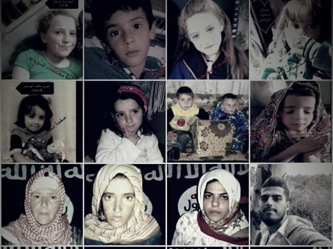 Siria, 16 bimbi ostaggi dell' Isis «Un ragazzo è stato decapitato»
