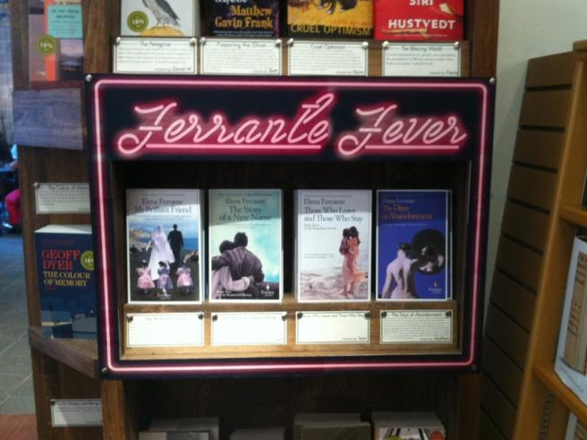 «L'amica geniale» di Elena FerranteVoto: 10 (e zucchero e caffè)Siete d'accordo? Votate|Pagelle