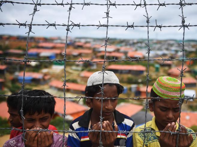 Rohingya, l'Onu: è stato genocidio E accusa Aung San Suu Kyi