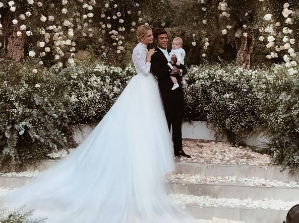 Matrimonio In Diretta Ferragnez : I ferragnez sposi cinque scene da un matrimonio in
