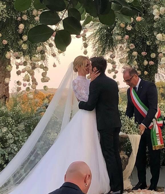 Ferragni e Fedez, le foto del matrimonio - Corriere.it
