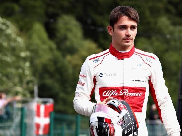 Charles Leclerc, 20 anni (Getty Images)
