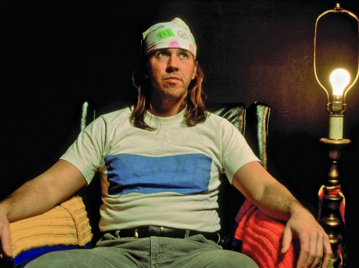David Foster Wallace (foto Steve Liss / Getty Images)