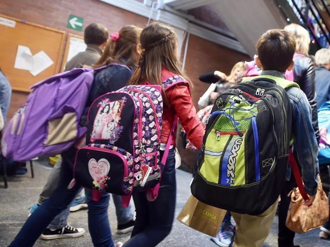 Scuola al via senza profma con lo scioperoSempre meno studenti