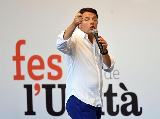 Renzi a Firenze: «Pensano di essersi liberati di me,  sbagliano»