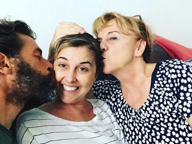 Nadia Toffa e la nuova foto su Instagram: «Non si rimane pelati per sempre!»