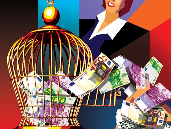 80 miliardi l'anno di pagamenti in nero Il condono frustrante per gli onesti Oggi L'Economia gratis in edicola