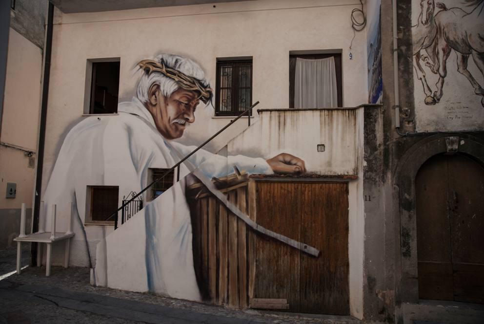 I Piu Bei Murales.I Piu Bei Graffiti Di Diamante La Citta Dei Murales In Calabria
