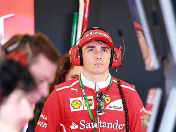 7c658936e4162 Ferrari  perché il ragazzino Leclerc al posto di Raikkonen è la ...