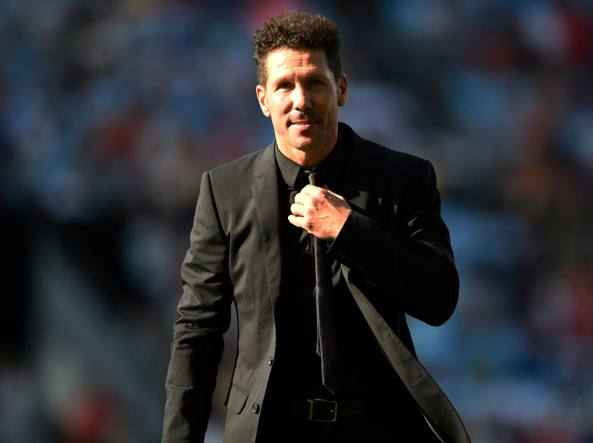 Diego Simeone (Afp)