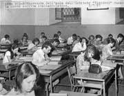 Una classe degli anni '70