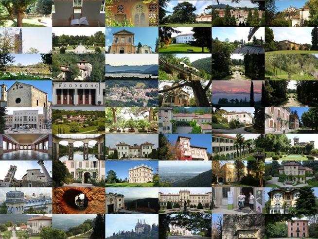 Varese riapre i suoi tesori: torna il festival di  villee parchi  aperti Foto