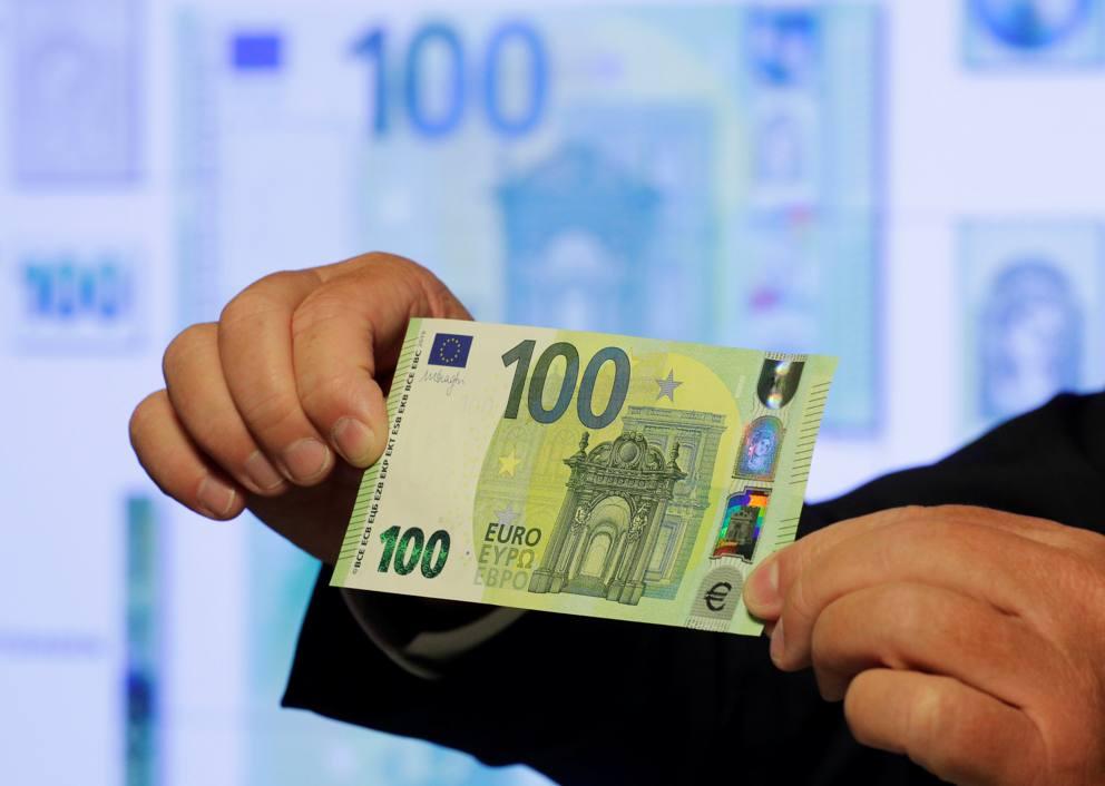 871ce84694 Ecco le nuove banconote da 100 e 200 euro - Corriere.it