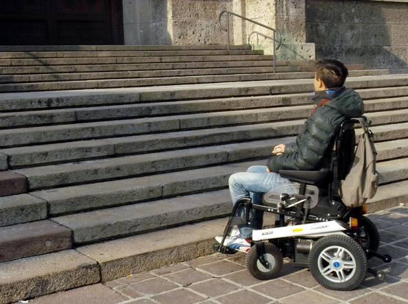 Bagno Per Disabili è Obbligatorio : Superabile inail bagni fruibili in un ufficio privato analisi