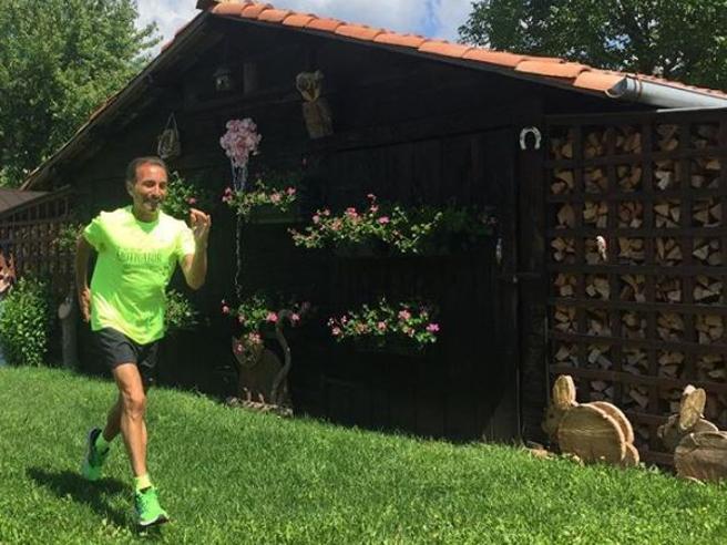 «Chi  si allena vince anche nella vita: così ho fatto correre   20.000 persone»Segreti del motivator